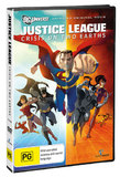 Justice League: Crisis on Two Earths on DVD