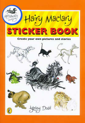 The Hairy Maclary Sticker Book by Lynley Dodd