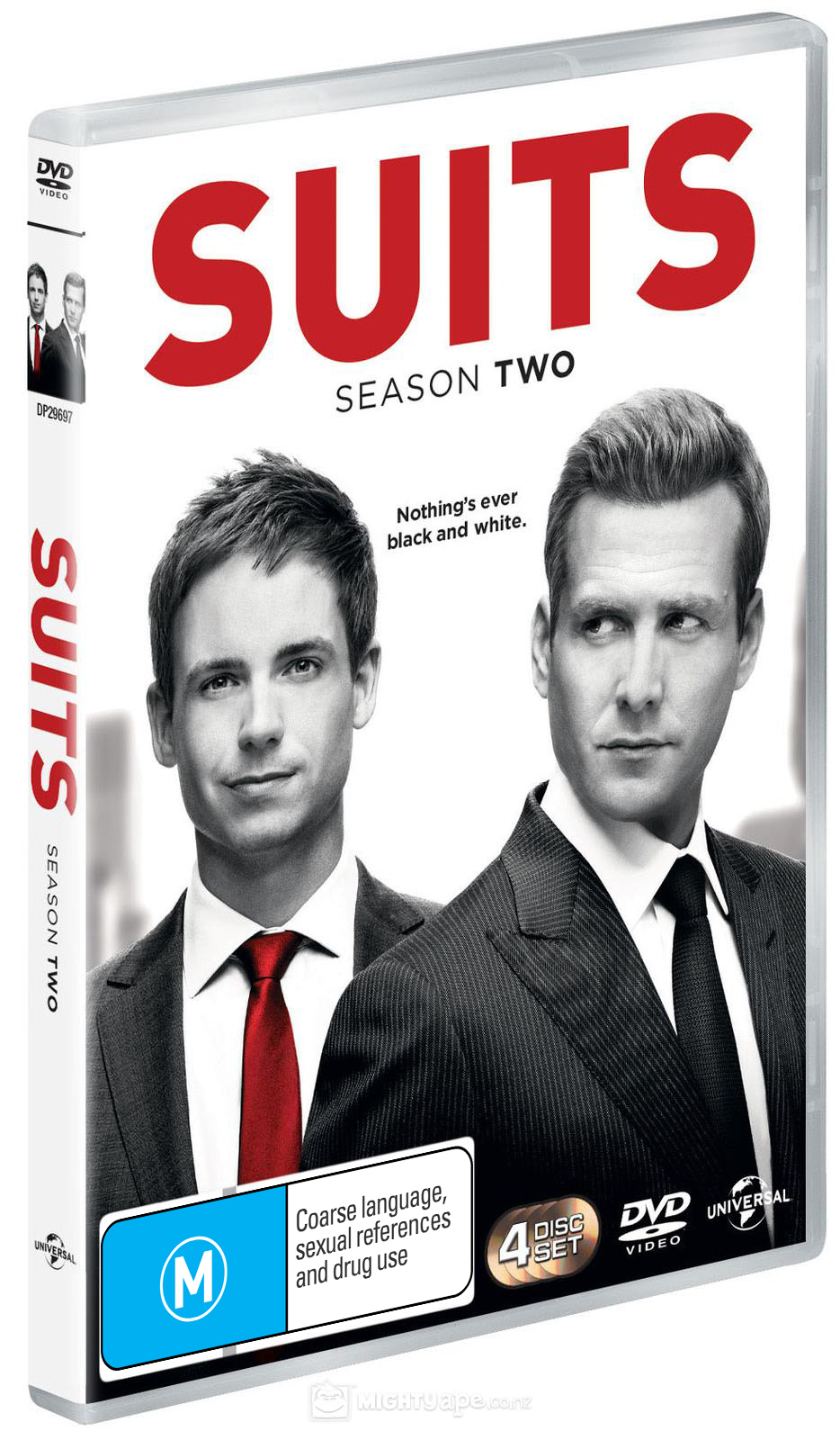 Suits - Season Two on DVD image