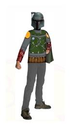 Star Wars Boba Fett Kids Costume (Small)