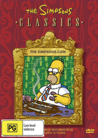 The Simpsons - Thesimpsons.Com on DVD