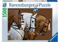 Ravenburger - Elegant Horse Puzzle (1500pc)