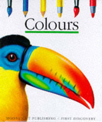 Colours by Pierre-Marie Valat