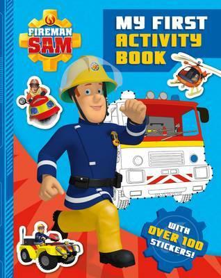 Fireman Sam: My First Activity Book image