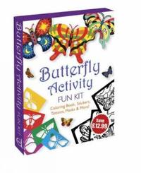 Butterfly Activity Fun Kit by Dover image