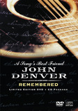 John Denver - Song's Best Friend (DVD/CD) [Remastered] DVD