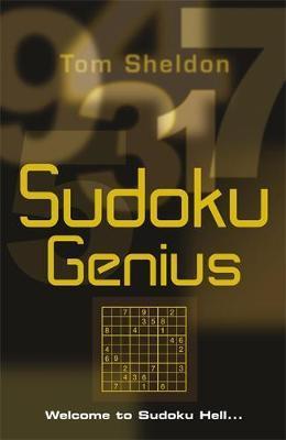 Sudoku Genius by Tom Sheldon image