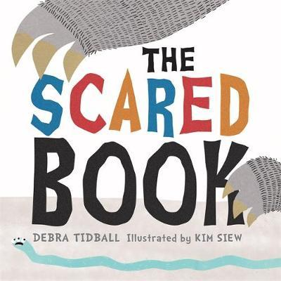 The Scared Book by Debra Tidball