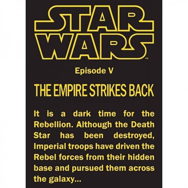 Star Wars: Magnet - Empire Strikes Back