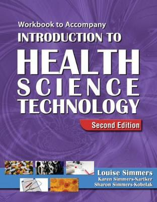 Workbook for Simmers' Introduction to Health Science Technology, 2nd by Sharon Simmers-Kobelak image