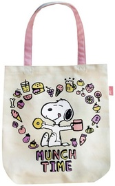 Peanuts Shopping Bag - Munch Time