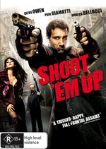 Shoot 'Em Up on DVD
