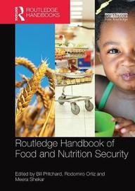 Routledge Handbook of Food and Nutrition Security image