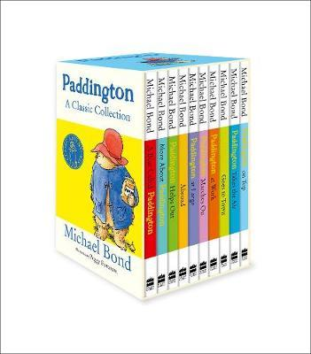 Paddington A Classic Collection 10 Book Boxset