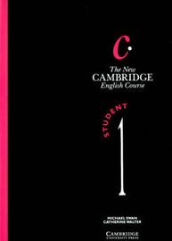 The New Cambridge English Course 1 Student's Book: Bk. 1 by Michael Swan image