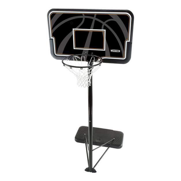 Lifetime Portable & Adjustable Basketball System Stand