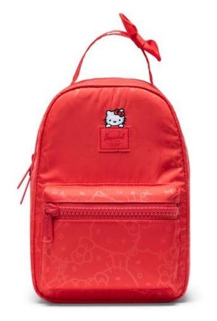 Herschel Supply Co: Nova Mini - Hello Kitty (Red)