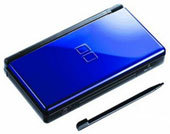 Nintendo DS Lite - Blue/Black Limited Edition for DS