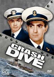 Crash Dive on DVD image