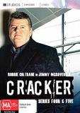 Cracker Series 4 & 5 DVD