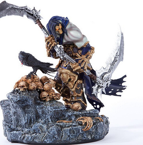 Darksiders ii death and dust premier scale statue limited.