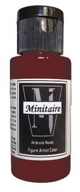 Badger: Minitaire Acrylic Paint - Regal Red (30ml)