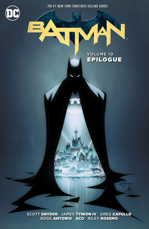 Batman Vol. 10 Epilogue (The New 52) by Scott Snyder