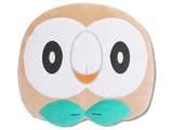 Pokemon: Mochi-Fuwa Cushion (Rowlet Face)