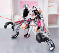 AGP Super Sonico: Super Bike Robo (10th Anniversary Ver.) - Articulated Figure