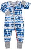 Bonds Zip Wondersuit Long Sleeve - Little Sandy Desert (3-6 Months)