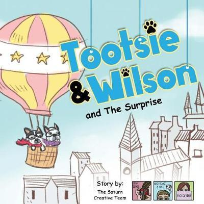Tootsie & Wilson by The Saturn Creative Team image