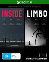 Inside & Limbo Double Pack for Xbox One