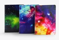 Space Notebooks Set - (Set of 3)