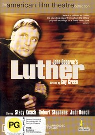 Luther on DVD image
