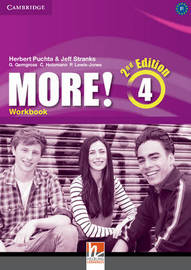 More! Level 4 Workbook by Herbert Puchta