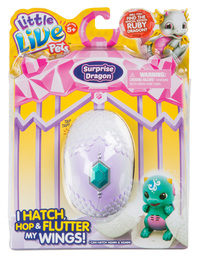 Little Live Pets: Baby Dragon Surprise - Green