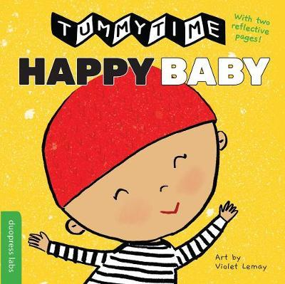 TummyTime: Happy Baby by Duopress Labs