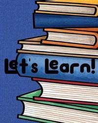 Let's Learn by Melanie Bremner image