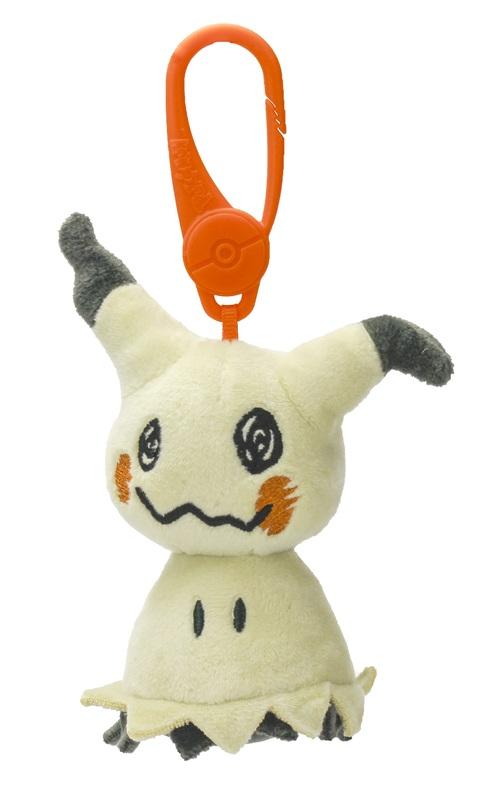 Pokemon: Clip-On Plush - Mimikyu