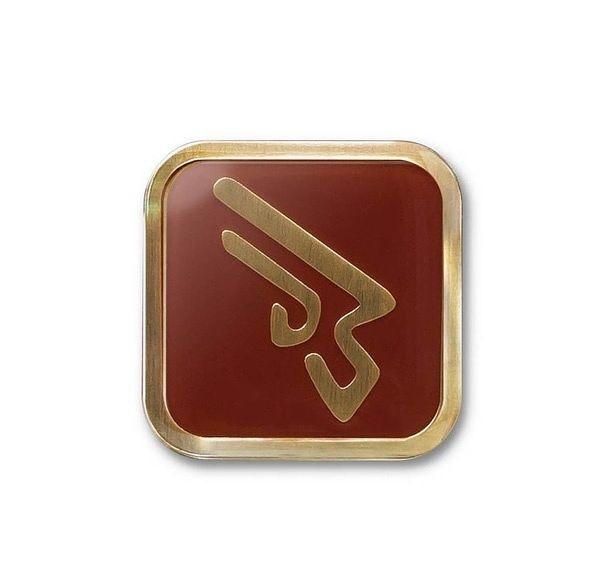 Machinist SQUARE ENIX Final Fantasy XIV Job Pin Badge Pins