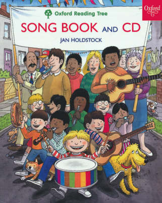 Oxford Reading Tree: Song Book and CD image
