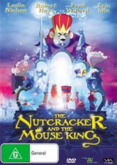 The Nutcracker And The Mouse King on DVD