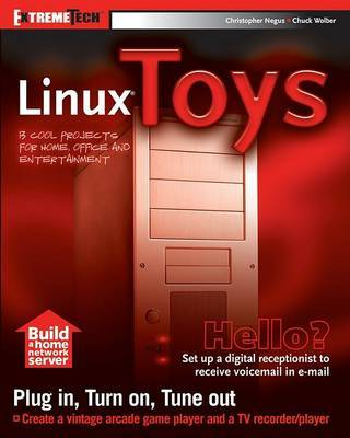 Linux Toys by Christopher Negus image