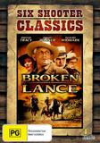 Six Shooter Classics - Broken Lance DVD