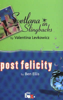 Svetlana in Slingbacks: AND Post Felicity by Ben Ellis by Valentina Levkowicz