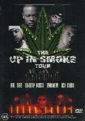 The Up In Smoke Tour on DVD