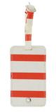 Ny-lon Luggage Tag - Stripe