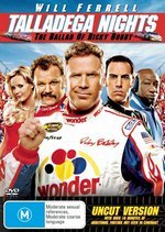 Talladega Nights - The Ballad of Ricky Bobby on DVD