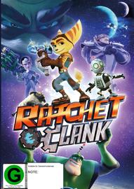Ratchet & Clank (Movie) DVD
