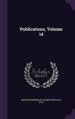 Publications, Volume 14 image